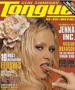 Tongue - November 2002