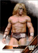 2016 WWE (Topps) Ultimate Warrior 98