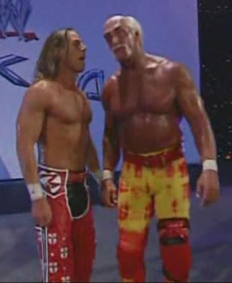 Shawn Michaels And Hulk Hogan Pro Wrestling Fandom