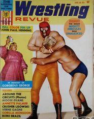 Wrestling Revue - June 1964