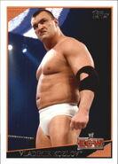 2009 WWE (Topps) Vladimir Kozlov 49