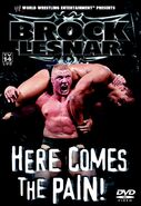 Brock Lesnar - Here Comes the Pain! DVD cover