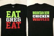 Greg Excellent Eat Greg Eat T-Shirt
