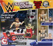 WWEStackdownDanielBryanVSTripleH