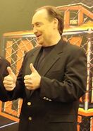 Mike Tenay-Lockdown