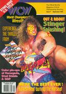 WCW Magazine - September 1995