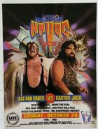 Halloween Havoc 1993 Magnet