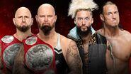 FL 2017 Tag Title Match