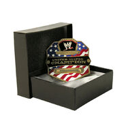 WWE United States Championship Belt Buckle