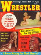 The Wrestler - April 1967