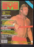 Wrestling Eye - March 1987