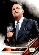 2016 WWE (Topps) Then, Now, Forever Mean Gene Okerlund 181