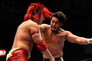 AJPW New Year Wars 2015 (Night 2) 9