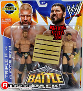 Curtis Axel and Triple H - Battle Pack