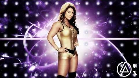 """Kaitlyn 3rd WWE Theme - """"Spin The Bottle"""" (WWE Edit) Download + Arena"""