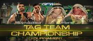 GFW Tag Title Tournament (Bollywood Boyz vs Akbars)