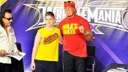 WrestleMania 30 Axxess Day 3.1