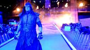 The Undertaker v CM Punk at WrestleMania 29 5