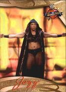 2004 WWE Divas 2005 (Fleer) Jazz 33
