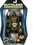 WWE Ruthless Aggression 24 King Booker