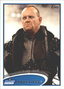 2012 WWE (Topps) Undertaker 90