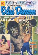 El Increìble Blue Demon 5