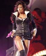 Evil Candice Michelle