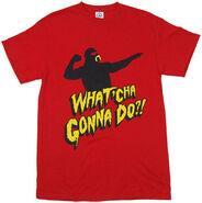 Hulk Hogan T-Shirt.5