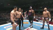 Katsuyori Shibata & Hirooki Goto vs Doc Gallows & Karl Anderson (2015)