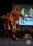 Andy Simmonz & Lance Storm May 2006