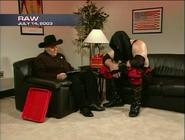 Raw 7-14-03 1