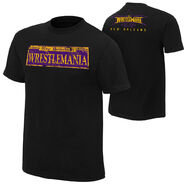WrestleMania 30 Bourbon Street T-Shirt