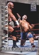 2002 WWF All Access (Fleer) Taka Michinoku 31