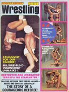 Sports Review Wrestling - January 1975