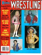 The Ring Wrestling - August 1979