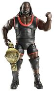 WWE Elite 15 Mark Henry