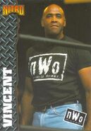 1999 WCW-nWo Nitro (Topps) Vincent 39