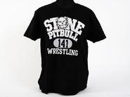 Tomohiro Ishii 'Stone Pitbull' T-Shirt