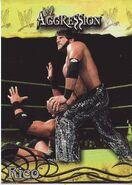 2003 WWE Aggression Rico 27