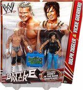 WWE Battle Packs 22 Dolph Ziggler & Vickie Guerrero