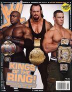 WWE Magazine June 2007