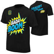 Enzo & Big Cass Bada-Boom Youth Authentic T-Shirt