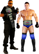 Big Boss Man & Ken Shamrock
