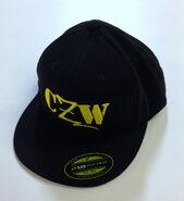 CZW 210 Flex Fit Flat Brim Hat