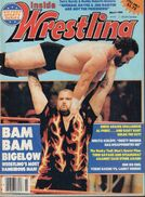 Inside Wrestling - March 1988