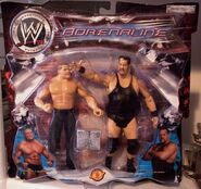 WWE Adrenaline Series 1 Big Show & Brock Lesnar