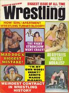 Sports Review Wrestling - December 1973