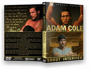 Adam Cole Shoot Interview