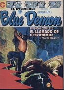 El Increìble Blue Demon 19