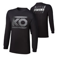 Kevin Owens KO Fight Long Sleeve T-Shirt